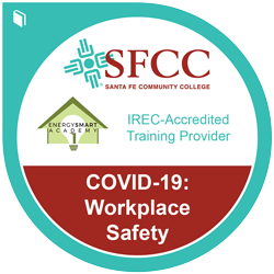 COVID-19: Workplace Safety badge